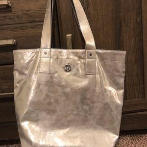 Lululemon gym bag/ tote